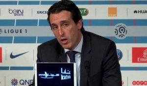 Emery comprend les supporters