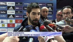 Mondial de handball - Les Experts favoris face à la Slovénie