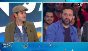"Cyril Hanouna dézingue ""L'amour Food"" : ""On m'a demandé de rendre l'antenne le plus tard possible"""