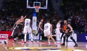 Basket - Euroligue (H) : Madrid, sans surprise