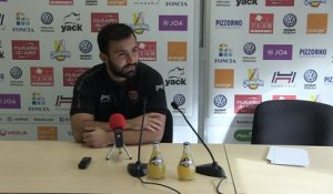 Avant-match Montpellier/Toulon : Eric Escande