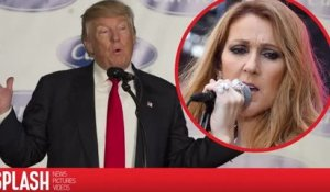 Céline Dion refuse l'invitation à chanter pour l'investiture de Donald Trump