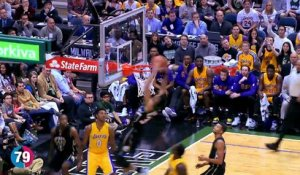 Top 100 Dunks NBA 2016