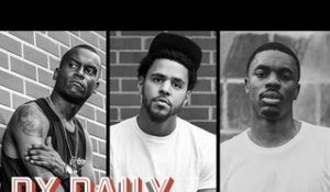 J. Cole, Vince Staples & Fashawn Soundset 2015 Performance