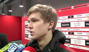 Foot - L1 - OGCN : Koziello «On sort frustré de ce match...»