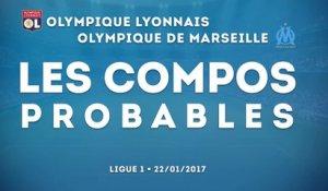 OL-OM : les compos probables