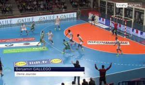 LIDL STARLIGUE 16-17 Top Buts Avril