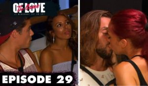 The Game of Love (Replay) - Episode 29 : Sarah toujours aussi froide / Mitch craque