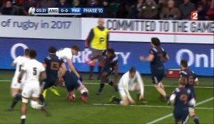 "6 NATIONS 2017. Angleterre - France : Picamoles en mode ""King Louis"""