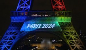 Paris 2024 #MadeForSharing