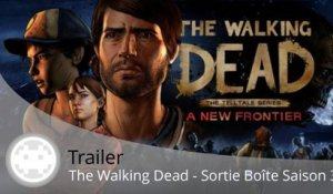 Trailer - The Walking Dead Saison 3 (Sortie de la Version Boîte !)