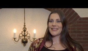 Nightwish interview - Floor Jansen (part 1)