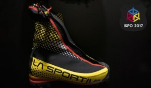 La Sportiva G5 Mountaineering Boot | ISPO 2017