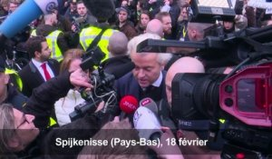 "Pays-Bas: Wilders attaque ""la racaille marocaine"""