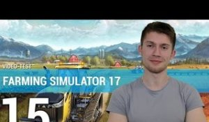 Farming Simulator 17 - TEST de jeuxvideo com