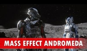 Mass Effect Andromeda - NEW TRAILER