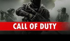 CALL OF DUTY infinite warfare - Le TRAILER de lancement