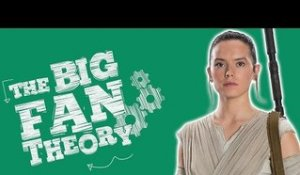 The Big Fan Theory : Star Wars 7 - Quelles sont les origines de Rey ? Allociné