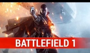 Battlefield 1 NEW GAMEPLAY 60 FPS : Conquest Multiplayer