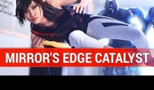 Mirror's Edge Catalyst GAMEPLAY PS4