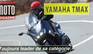 Yamaha TMAX 530 SX : toujours au top