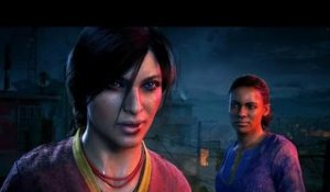 UNCHARTED The Lost Legacy Gameplay (2017) PS4