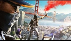 WATCH DOGS 2 Trailer de Lancement VF (PS4 / Xbox One / PC)