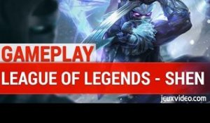 Shen Rework Spells & skins League of Legends season 6