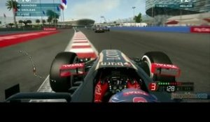 Gaming live F1 2014 - Un épisode de transition PS3 360