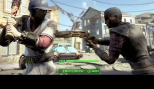 FALLOUT 4 - Baseball Sanglant Gameplay
