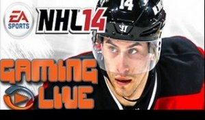 Gaming live PS3 - NHL 14 - Un bon cru