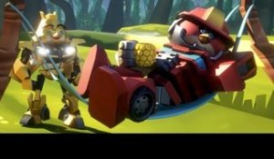 "ANGRY BIRDS TRANSFORMERS – ""Meilleurs Potes"" Trailer"
