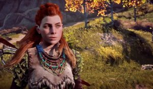Horizon Zero Dawn - Gameplay du jeu PS4