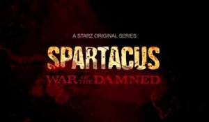 Spartacus War of the Damned - Promo saison 3
