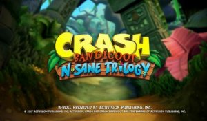 Crash Bandicoot N. Sane Trilogy - Gameplay Crash Bandicoot 2