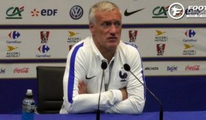 Deschamps encense Samuel Umtiti