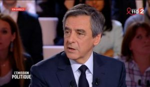 Fillon met en cause Hollande et son supposé « Cabinet noir »