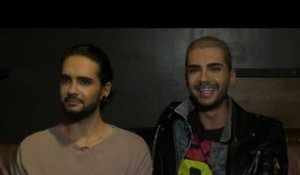 Tokio Hotel interview - Bill and Tom Kaulitz