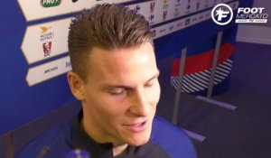 France : Gameiro en mode positive attitude