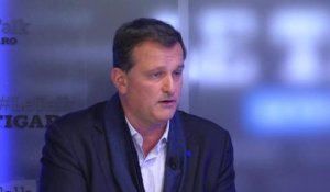 Louis Aliot: «S'abstenir, c'est donner raison à Macron et Hollande»
