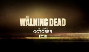 The Walking Dead - Carol, Tyreese And Baby Judith - Teaser saison 5