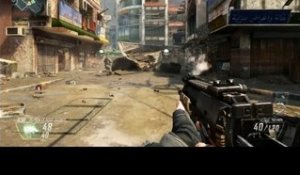 Call of Duty Black Ops 2 Map Overflow