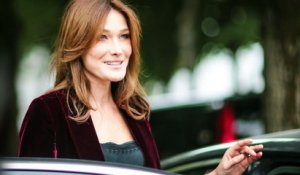 Le projet secret de Carla Bruni