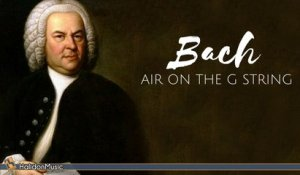 Giovanni Umberto Battel - Bach - Air on the G String | Classical Piano Music