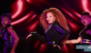 Janet Jackson to Resume Her Tour This Fall | Billboard News