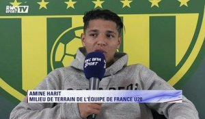 Harit : ''On attend cette Coupe du monde depuis un an''