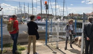 La Normandy Channel Race prend le large
