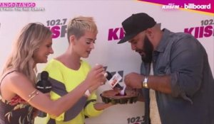 Katy Perry Reveals the Next Record Is a '360 Liberation' | Wango Tango