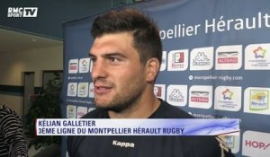 "Galletier : ""On va aller chercher la demi-finale''"