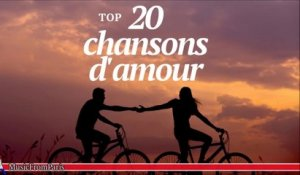 Les Chansonniers - Top 20 French Love Songs | Chansons d'amour